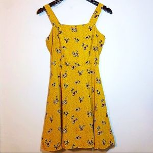 Wild Fable Floral Tie Back Dress